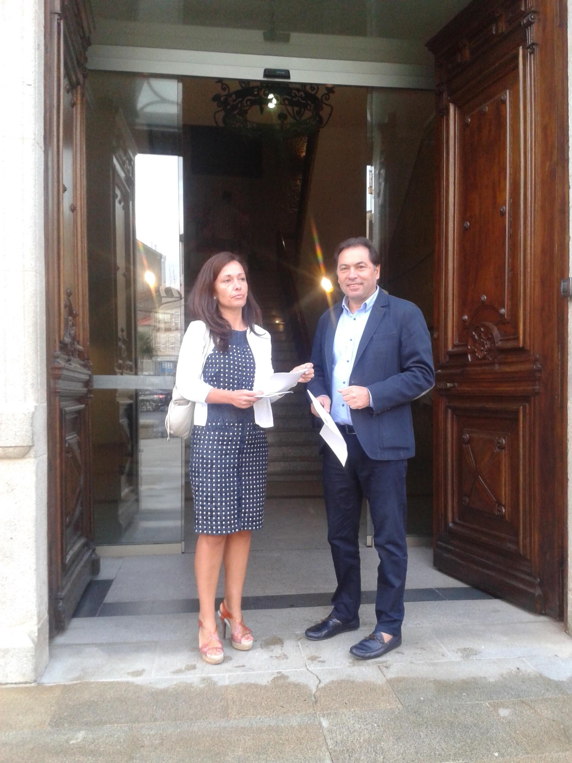 O PP Recurre O Acordo Adoptado Polo Goberno Local Fora Da Lei