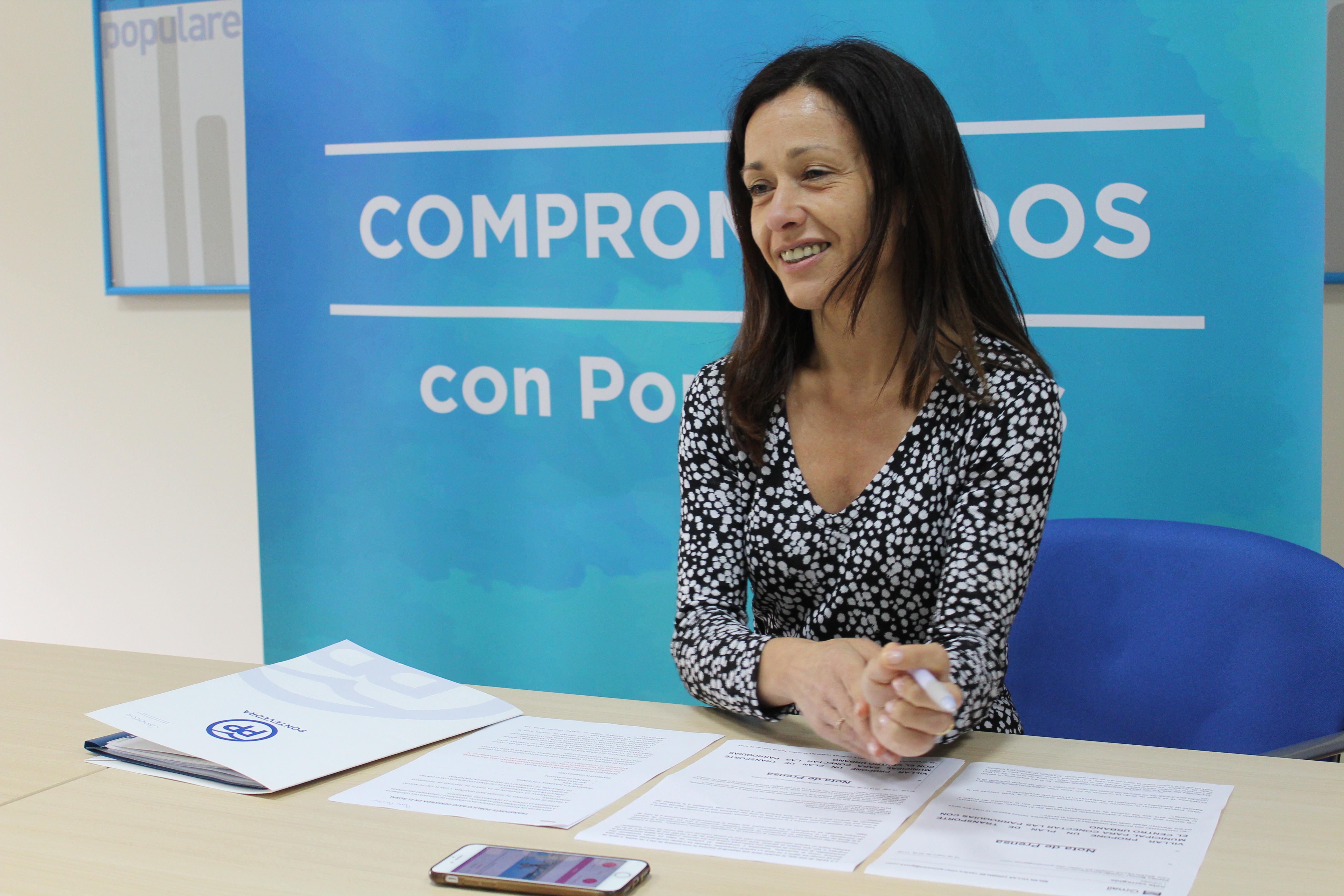 Villar Propone Un Plan De Transporte Municipal Para Conectar Las Parroquias Con El Centro Urbano