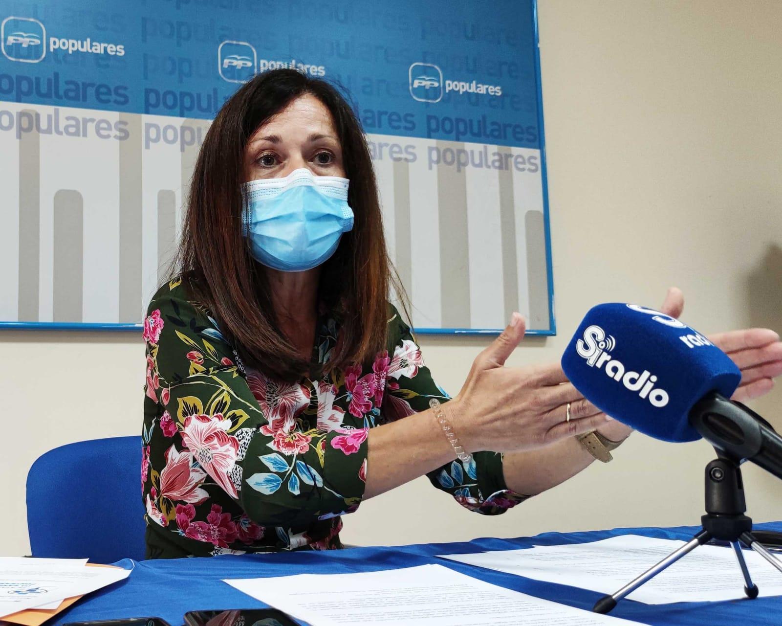 O PP SOLICITA Á ALCALDESA DE PONTEAREAS QUE PIDA DESCULPAS PÚBLICAS POR XERAR UNHA ALARMA SOCIAL CON INFORMACIÓN FALSA
