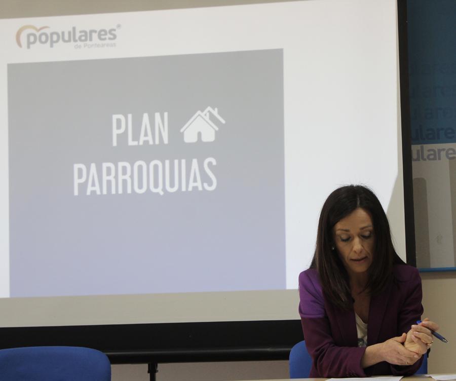 Belén Villar Propón Un «Plan Parroquias» Para Dinamizar A Súa Contorna E Mellorar O Transporte Das 23 Zonas Co Centro