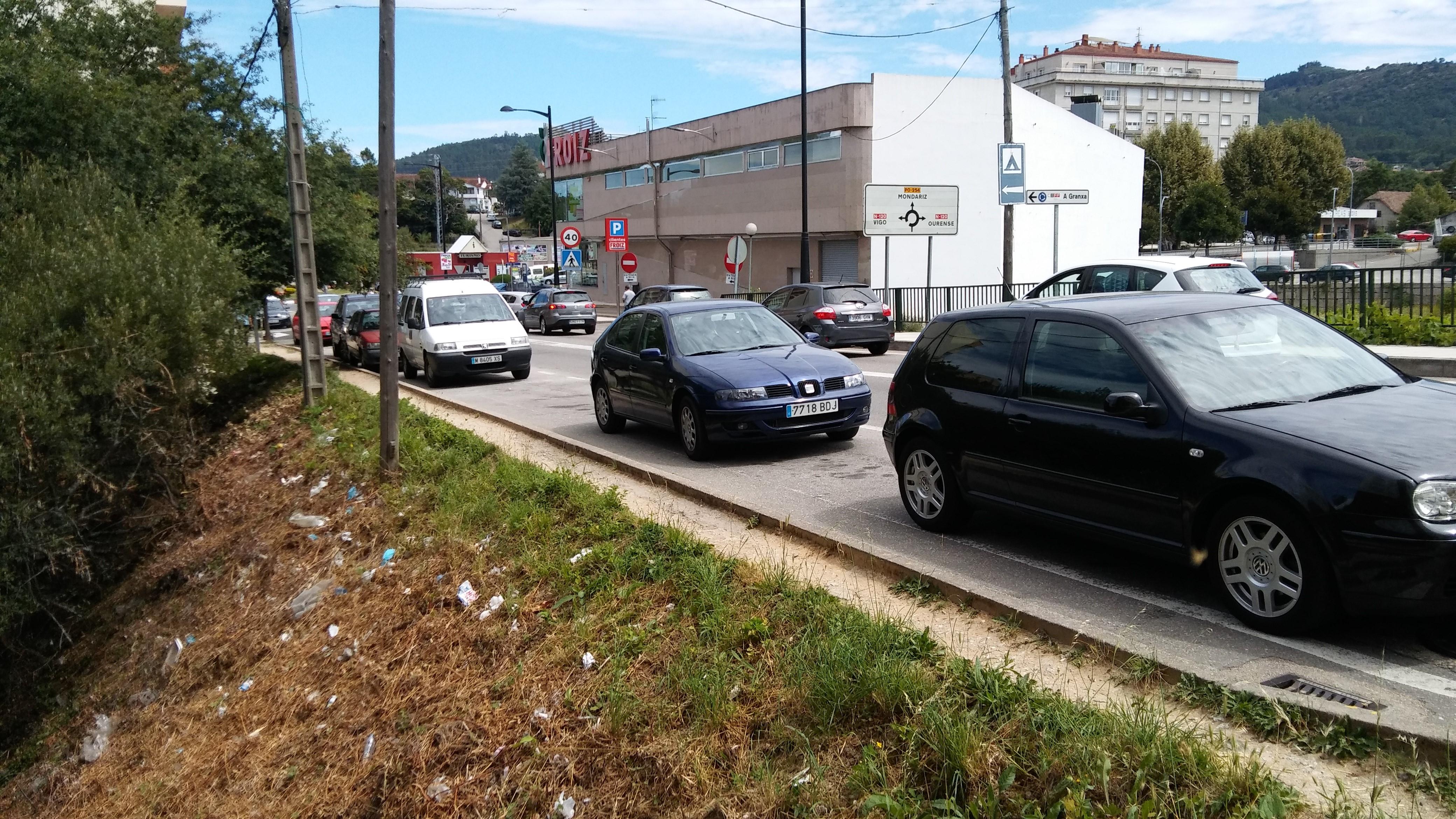 Falta Aceras Avda Castelao2