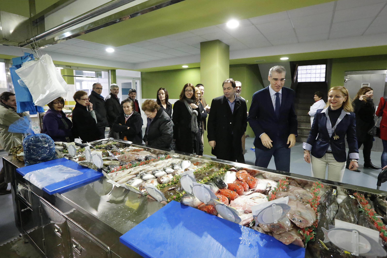 A Xunta Concede Mais De 112.000 Euros Para Obras De Mellora No Mercado Municipal