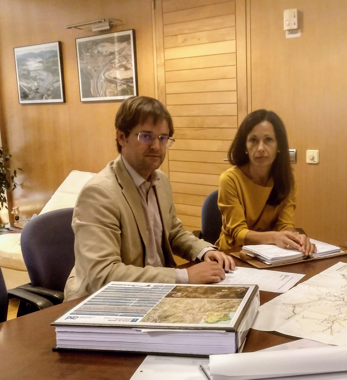 O PP De Ponteareas Solicita A Infraestructuras Da  Xunta Melloras Na PO-254 Ponteareas-Mondariz