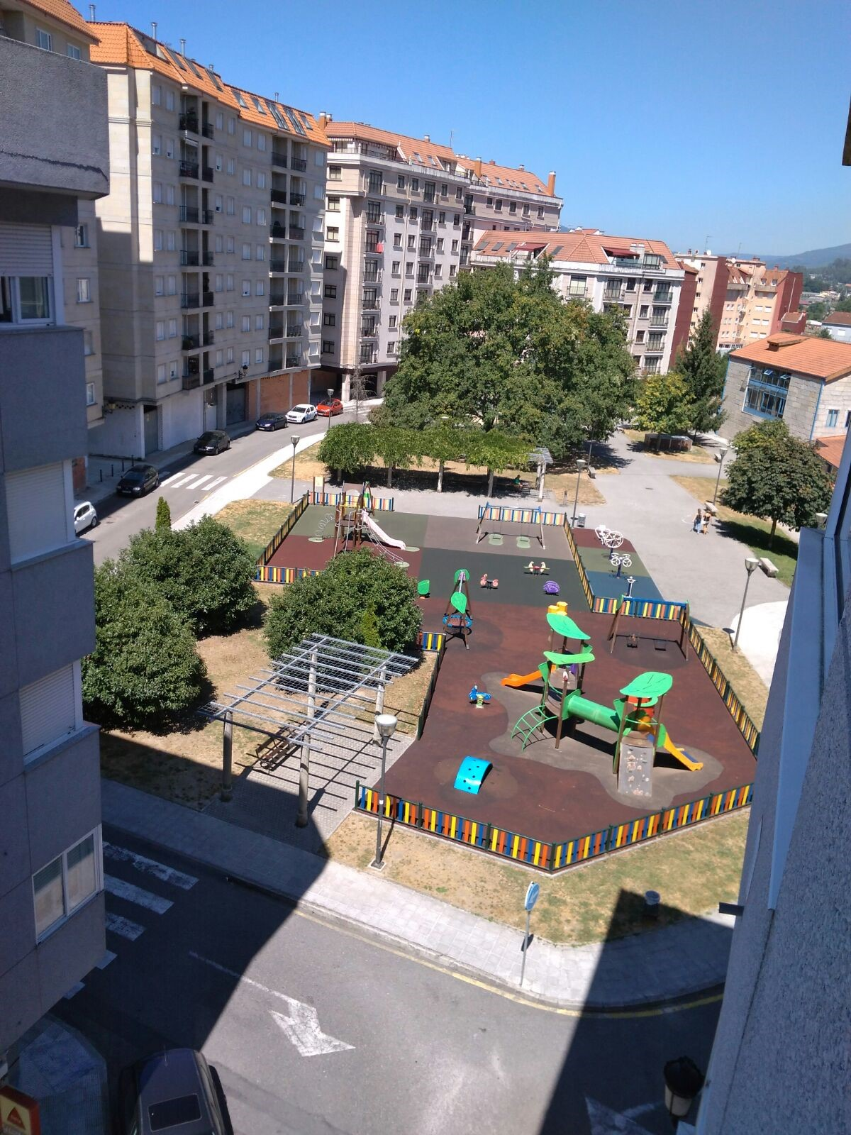 Parque Infantil A Perillana – Estado Actual2