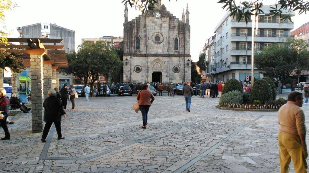 Plaza Bugallal